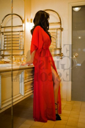 Rose-anna escort girl