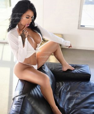 Heley escort girl in La Palma