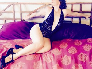 Hubertine escort girl