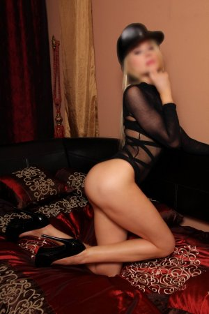 Anne-lucie escort girls